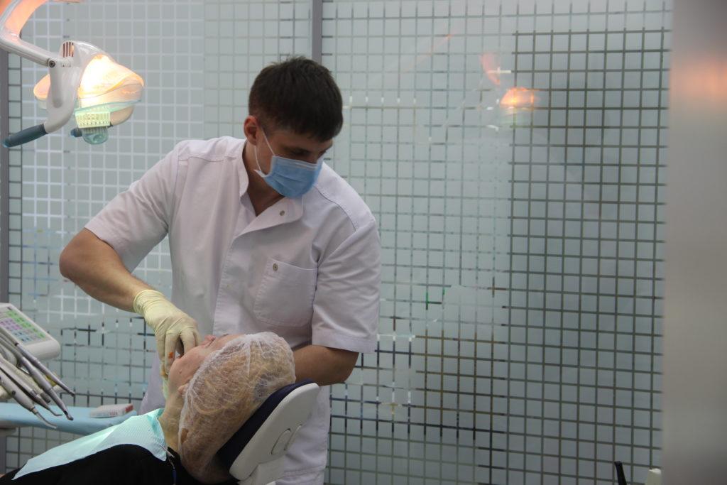 Дмитрий Мелешкин стоматолог отзывы