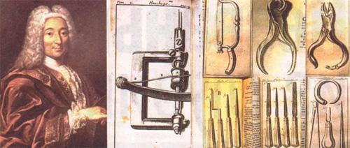 Пьер Форшар и его инструменты