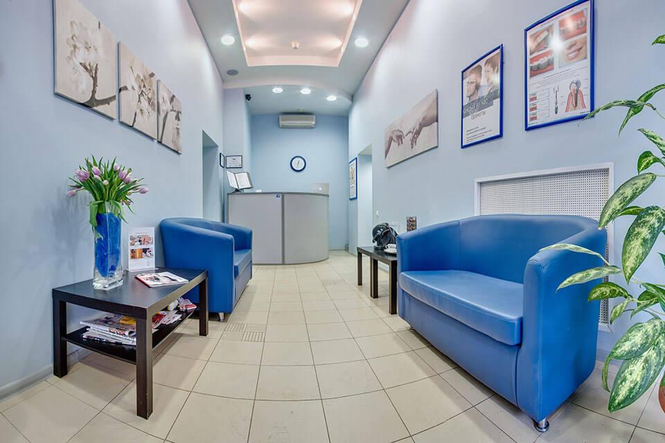 сеть клиник зубы за 1 день