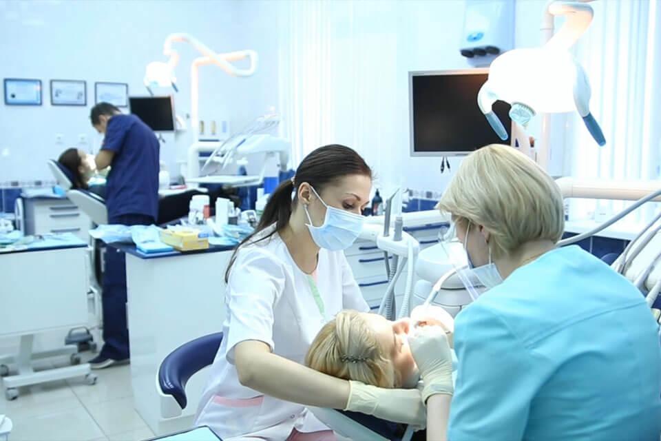 имплантация all-on-4 клиника