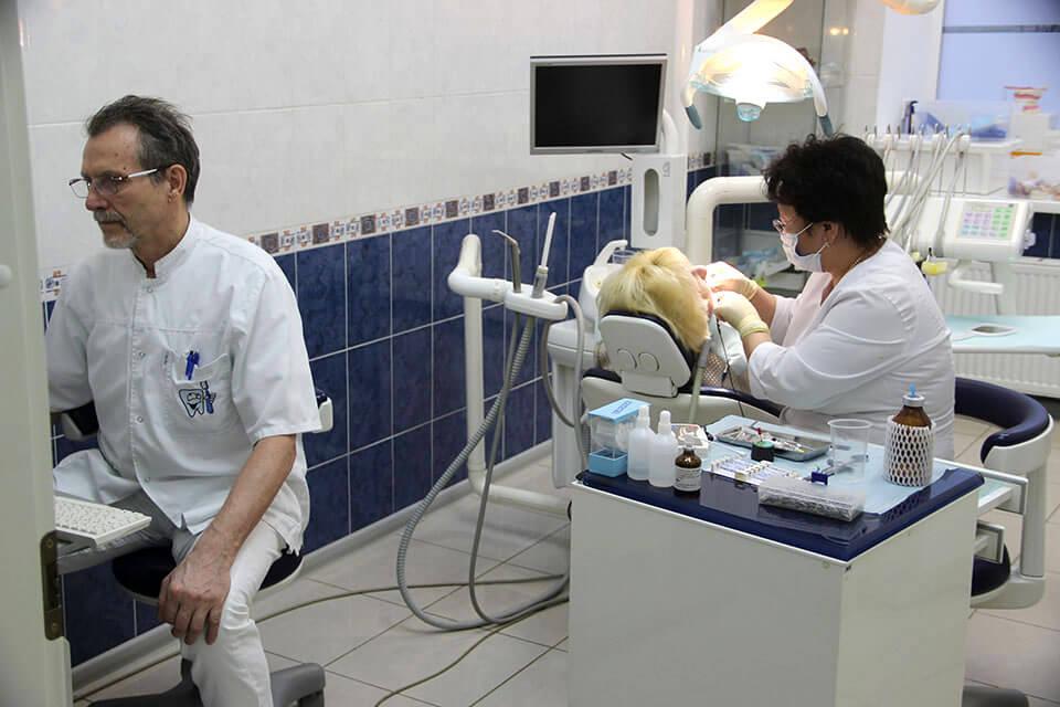 протезирование all-on-4 клиника